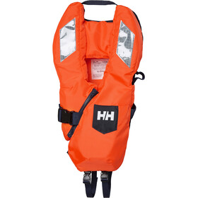 Helly Hansen Safe+ Reddingsvest Kinderen, fluor orange